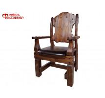 Кресло Добряк кожа