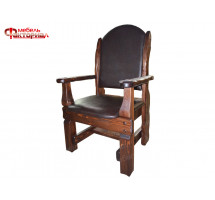 Кресло Купец кожа